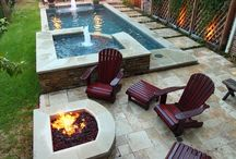 Pool / Fire pit