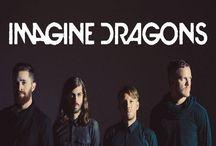 Favorite bands / Imagine Dragons, Twenty one pilots, music, fan art