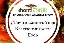 Shanti Wellness Show / Episodes of the Shanti Wellness Show, from the Shanti Wellness Centre