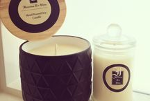 Soy candles / Soy candles/ aromatherapy/ home decor/