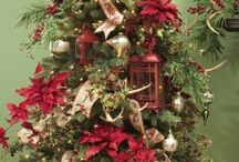 Navidad / Invierno navidad y adornos