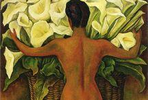 Art of Diego et al... / Some of my favorite artists... / by Virginia Oakley