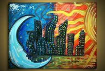 Festés színes képek
