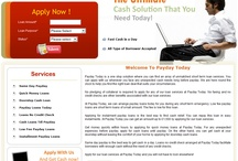 Payday Today- Doorstep Cash Loans / Payday Today is the right fiscal tool where you can easily find a collection of supremely short term loan services. Whenever you face any unforeseen money requirements long before payday, you can apply with us.Get more details at : www.paydaytoday.org.uk
