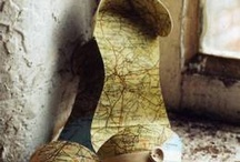 maps / by Dory Chasanoff
