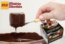 Chocolate / Our chocolates range