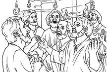 Liturgical Year--Pentecost/Confirmation