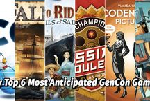 GenCon 2016 / Pictures and events from GenCon 2016