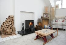 Stanley Stoves / Room heat and central heating stoves