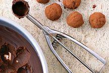 Chocolatier Becha / Hur skapade jag denna tavla först nu...?