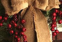 Holiday Traditions...Decorations & Settings / by Patricia A. Thomas-Smith