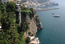 Viaje a Italia / Sitios que nos gustaría ver.