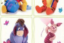 örgü oyuncaklar