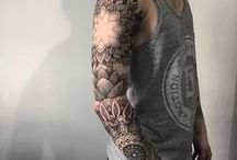 Tatuagem masculina braço