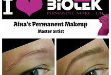 Aina's Permanent Makeup