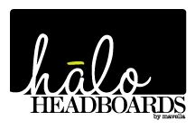 Halo Headboards  / Halo Headboards offers a combination of the visual arts, comfort and functionality. We create custom headboards that are cushion upholstered with photographic or art images printed on canvas.
