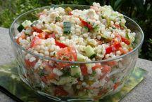 salad / by Patricia Coldewey