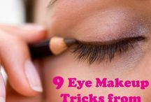 Make-up tricks & Tutorials