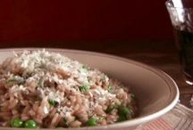 RICE DISHES / RISOTTO