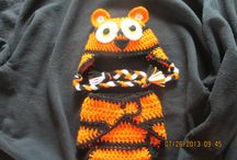 Items I crocheted / Things that I have crochet / by Kim Marler