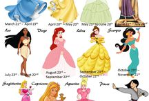 all about disney princesses