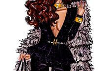 Fashion Illustration: My Inspiration