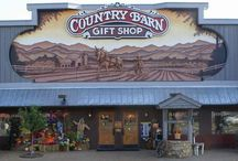 Country Barn Gift Shop / The Country Barn Gift Shop has been a local source of quality gifts and memorabilia to customers in the Pigeon Forge, Gatlinburg, Sevierville and Great Smoky Mountains area for over 20 years. This beautiful family-owned and operated store offfers collectible gifts, specialty items and memorabilia from select quality product vendors. Customers love shopping at this store because they appreciate the convenience and the wide variety of products. / by Hidden Springs Resort