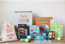 Décembre 2015 - Box créative KIDS 3-9 ans