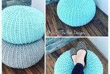 Crochet Home / Crochet home decor patterns and inspiration.