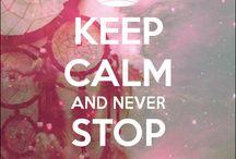 Keep Calm-prints