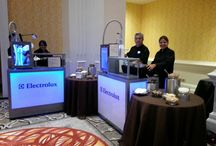 Liquid Nitrogen Ice cream Systems & Machines / Liquid Nitrogen Catering equipment for ice cream, frozen drinks and more.