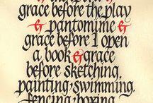 Kaligrafi / Güzel yazı, güzel kalem, güzel mürekkep