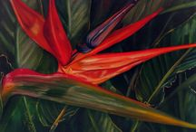 Nature Art by Rhonda / Paintings of flowers, landscapes and other wonderful images of nature.