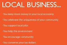 Shop Local Till Unemployment Drops!