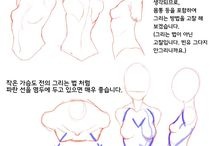Body structure of a woman