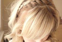 hair styles / by Casey Batten