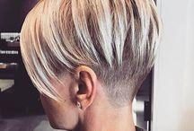Stili di capelli corti