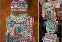 realizace / hačkováni (crochet)