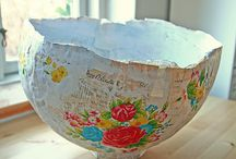 Paper Mache / by Diana Blessinger