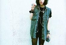 ~1-7~ Former goth/Death rock