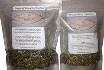 Pin it to Win it Newport Skinny Tea contest / by Barbara Ryan