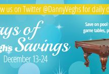Contest, Sales and Specials / Follow this board for all our current events, contests and promotions! #dannyveghs
