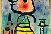 Joan Miró / by Kat