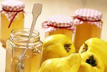 Gelee und Marmelade