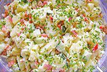 Rezepte / Kartoffelsalat