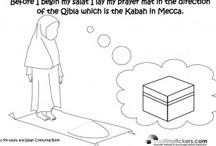 Teaching Salah and Wudhu / salah quotes, teach salah worksheets, learning salah, salat, learn wudu, teach wudu