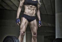 Fitness motivation woman