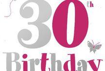 30. Geburtstag