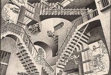Escher, M. C. e suas geniais litogravuras