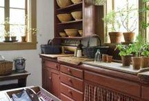 Kitchen/Pantry / by Debbie Showalter